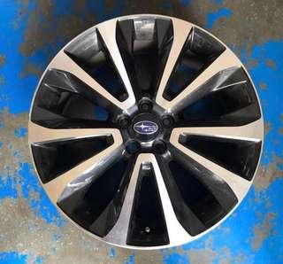 "18"" Forester SJ facelifted Rims"