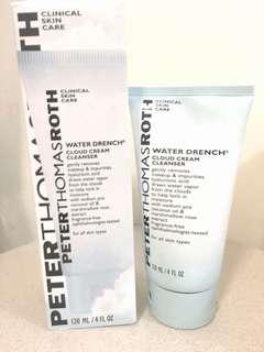 Peter Thomas Roth Water Drench Hyaluronic Cloud Cream Cleanser 水漾透明質酸滋潤潔面霜 120ml
