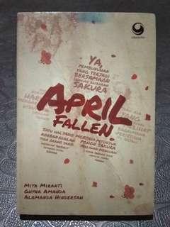 Novel Misteri April Fallen