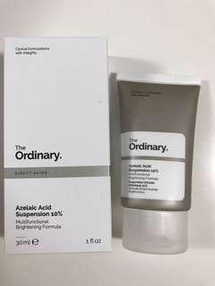 The ordinary azelaic acid
