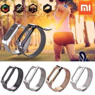 ✨CLEARANCE SALE✨Xiaomi Mi Band 2 Original Bracelet Stainless Steel Watch Band