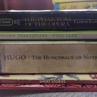 Classics book bundle