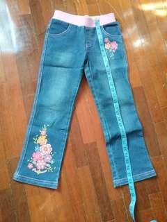 #XMAS25 Disney Princess Jeans long pants