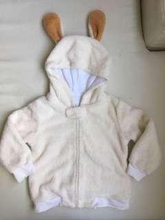Brand new rabbit ears jacket