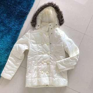 Cold wear Winter Jacket With Hood