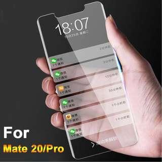 Huawei Mate 20/ Pro X Curved Screen Protector Tempered Glass
