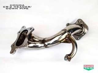 HONDA CR-Z HEADER EXTRACTOR DOWN PIPE