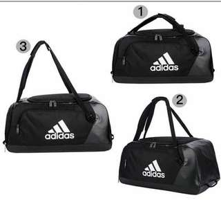 8fef69d514 NIKE AND ADIDAS TRAVEL BAG