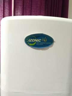 Izonic Life energy water system, iz-1509, 6 stages water filter..Sistem Penapis Air, 6 Peringkat..