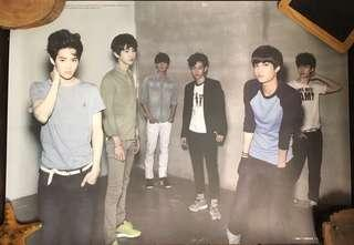 Official EXO-K MAMA Poster