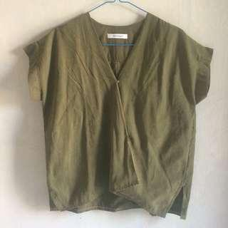 Olive clothes