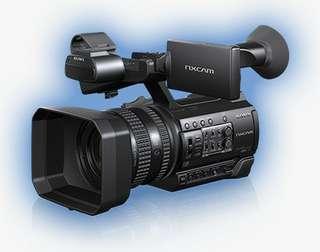 Sony HXR NX100