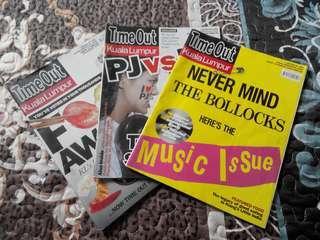 Time Out Kuala Lumpur Magazines Books Lot