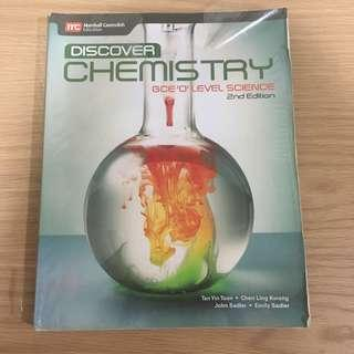 Discover Chemistry Gce 'O' Level Science [ 2nd Edition ]