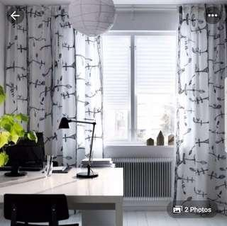 Ikea Curtain EIVOR