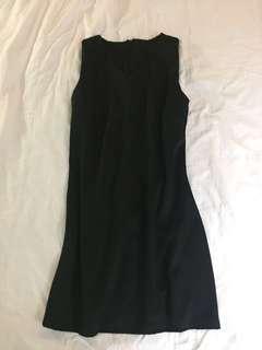 LBD - Black Flowy Dress