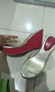 Wedges mika RED