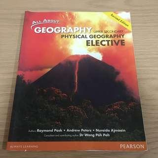Upper Secondary All About Geography Elective ( Physical Geography ) [ Revised Edition ]