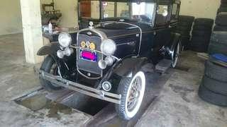 Vintage Ford Tudor 1931