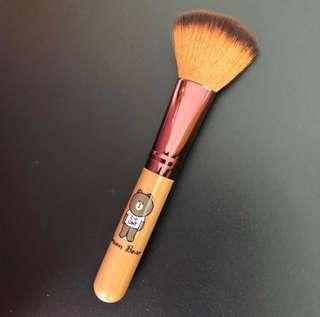 Christmas Gift 🎁: LINE friends Makeup brush