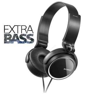 Sony extra bass Headphone foldable 🎧 MDR-XB250
