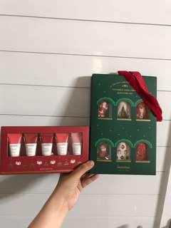 Innisfree - Hand Cream & Lip Balm Christmas Edition