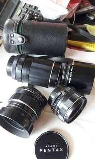 Pentax Asahi Vintage Camera