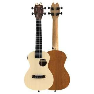 Populele Q1 bluetooth smart concert ukulele (limited stock)