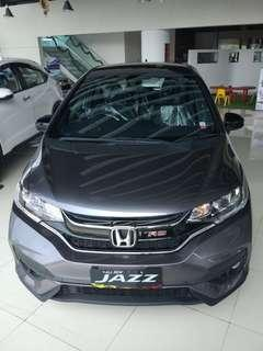 PROMO END OF YEAR JAZZ RS CVT