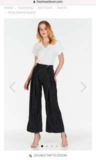 The Closet Lover Stripe Pants