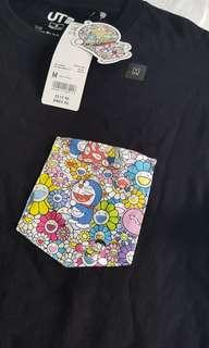 Doraemon short sleeve graphic t shirt - Uniqlo