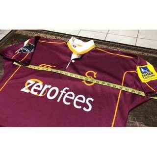 CANTERBURY SOUTHLAND RUGBY PRELOVED JERSEY