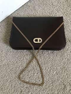 Dior Clutch wallet on chain