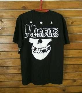 Kaos Famous Stars and Straps X Misfits BNWT