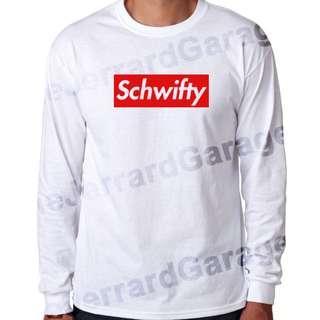 Schwifty Long Sleeve T-Shirt