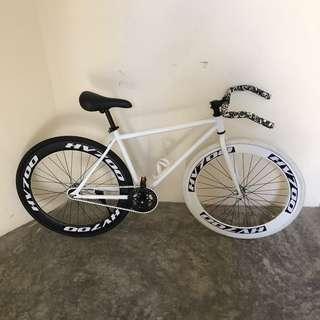 🚚 Fixie bike/ bullhorn bicycle