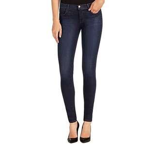 J Brand Women s Coated Super Skinny Jeans US ad28365ac3
