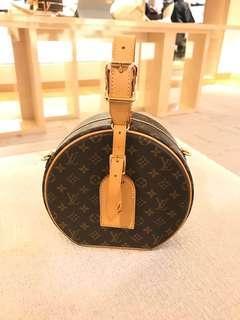 Louis Vuitton Hat bag LV hat box at $5500 Only!