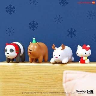 Hello Kitty X We Bare Bears