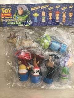 Toy Story 扭蛋電筒