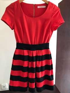 Cocoya red dress