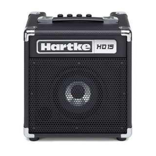 Hartke HD15 15W Bass Amplifier