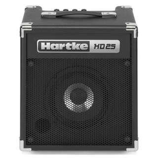 Hartke HD25 25W Bass Amplifier