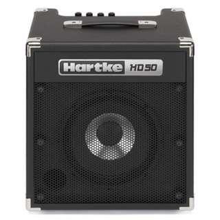 Hartke HD50 50W Bass Amplifier