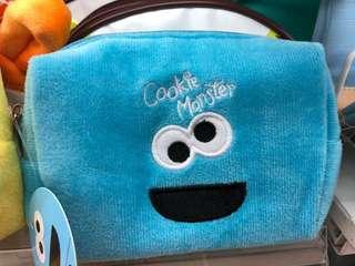 🚚 Sesame Street Make up Pouch