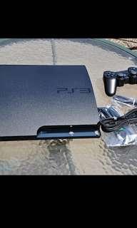 PS3 120GB Slim Ori