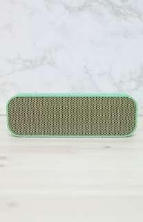 Kreafunk aGroove Bluetooth Speaker Green