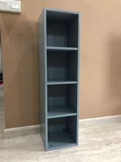 IKEA Shelf Blue