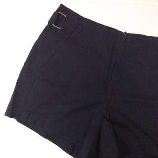 Forever 21 dark blue shorts