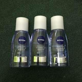 Nett - Nivea double effect eye makeup remover